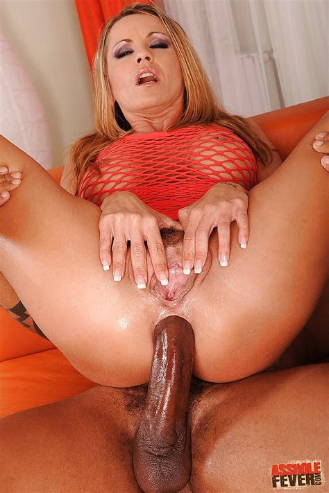 Hot Milf Helena Sweet Got Her Butt Stretched In