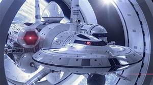 The IXS Enterprise is NASA's blend of real 'warp drive ...