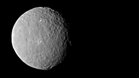 Promising Crater-strewn Landscape On Dwarf Planet Ceres