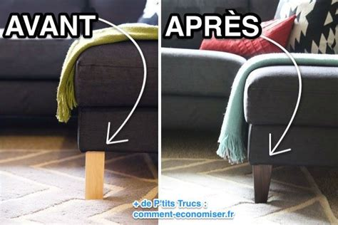 pied pour canapé 19 astuces pour rendre vos meubles ikea chics tendance