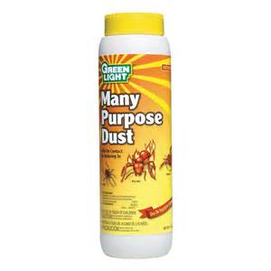 shop green light many purpose dust 1 lb insect killer at