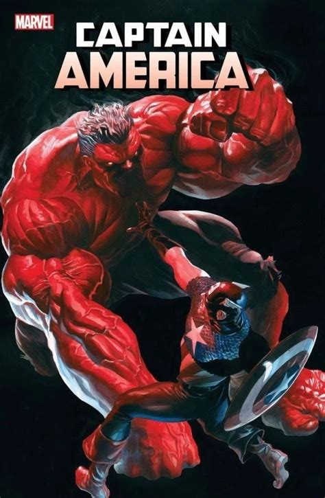 Red Hulk Returns to Marvel to Take On Captain America