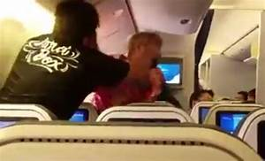 VIDEO: Passenger fist fight erupts before Tokyo to L.A ...