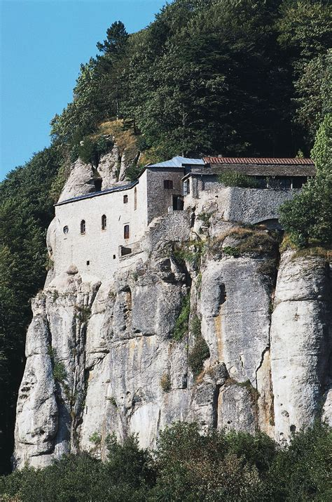 la verna sanctuary  pilgrimage site  tuscany