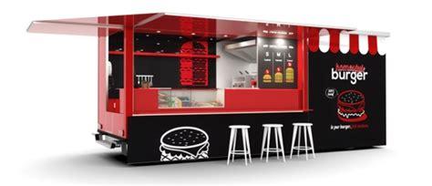 prise electrique pour cuisine fabricant food truck remorque food