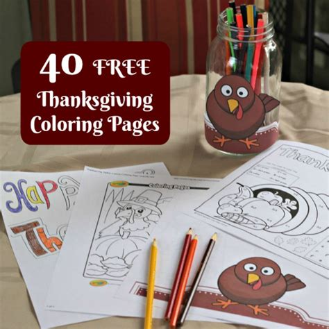 thanksgiving coloring pages  adults kids