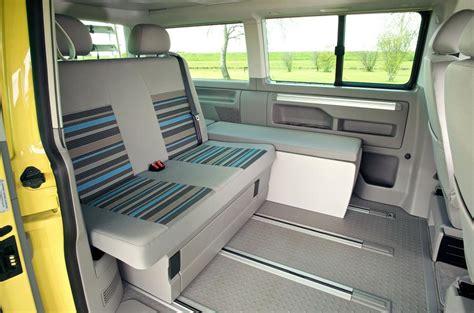 volkswagen california   review  autocar