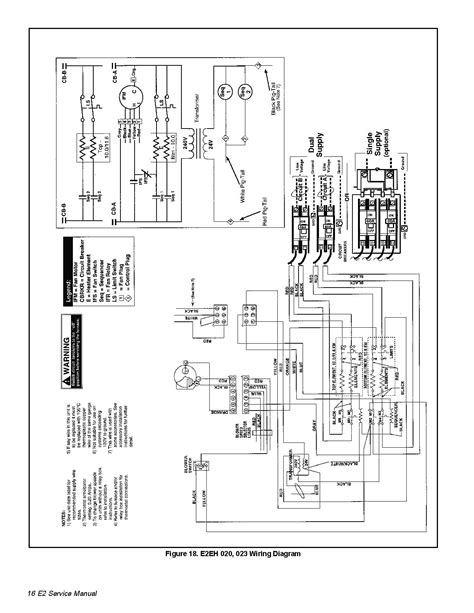 Electric Heat Wiring by Gallery Of Intertherm Heat Wiring Diagram
