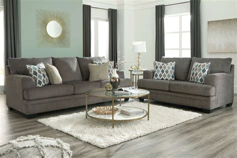 Loveseat And Chair Set by Dorsten Slate Sofa And Loveseat Fabric Living Room Sets
