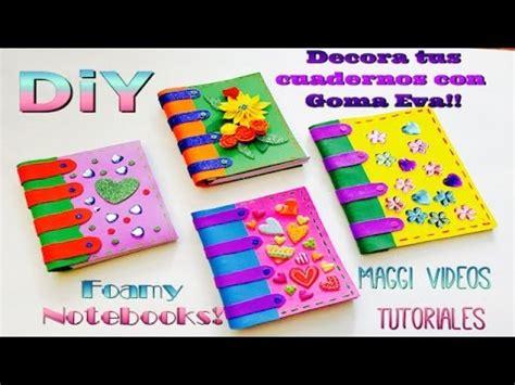decora tus cuadernos regreso a clases youtube