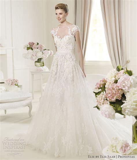 elie  elie saab  collection  pronovias wedding