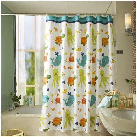 best shower curtains 22 best kid s shower curtain ideas for 2018