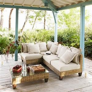 Loungemöbel Holz Outdoor : loungem bel f r garten und terrasse ~ Indierocktalk.com Haus und Dekorationen