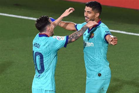 Villarreal vs. Barcelona - Football Match Summary - July 5 ...