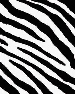 animal print stencils printable | Printable Zebra Print ...