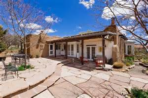 house of the week an 1880s adobe home near santa fe
