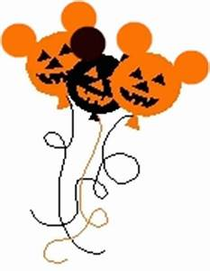 Brazil's Disney Pages: Halloween's ClipArt