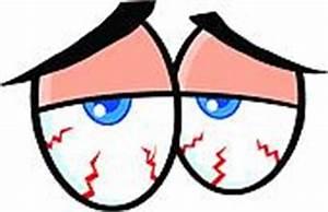 Clipart of Sick Cartoon Eyes k18447265 - Search Clip Art ...