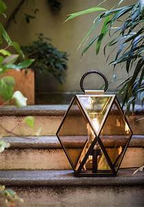Muse, Lantern, Outdoor, Small, Battery