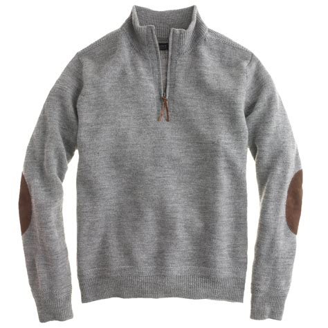 mens patch sweater sweater with patches mens gray cardigan sweater