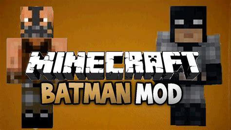 Minecraft Batman Mod Review + Tutorial (how To Install