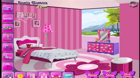 Pink Room Decor- Games For Kids #1