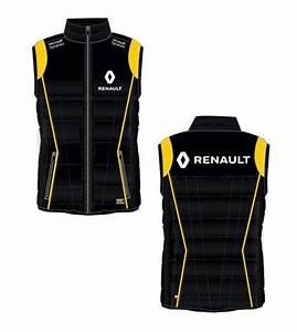 Renault Sport Vetement : bodywarmer renault f1 replica de la collection officielle renault ~ Melissatoandfro.com Idées de Décoration