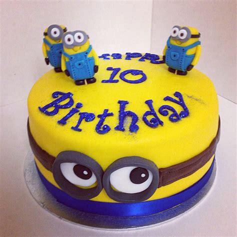 Despicable me 2 3d minion birthday cake decorating tutorial. Simple Birthday Cakes | Joy Studio Design Gallery - Best Design