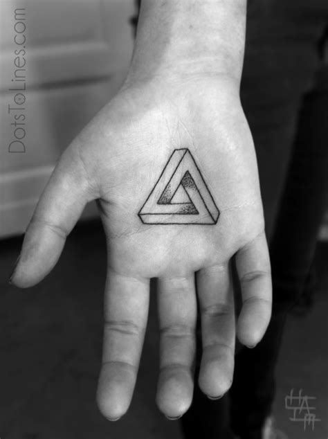 geometric tattoo images designs