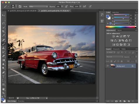 photoshop tutorial using panels in photoshop cs6