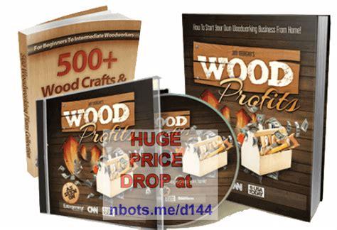 wood profits discount   start part time