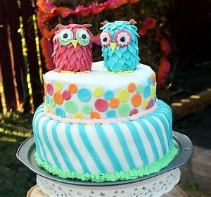 Amazing Owl Birthday Party — Bless this Mess
