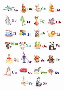 35 best printable alphabet posters designs free for Poster alphabet letters