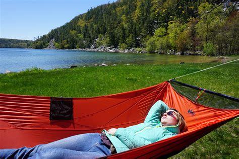 Hammock Vs Bed by Rei S Qd Air Hammock Tent Put To Test