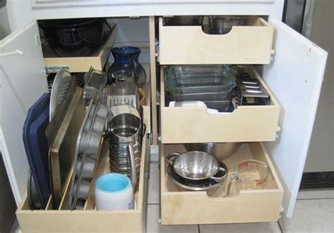 blind kitchen cabinet solutions 413 best images about shelfgenie on sliding 4794