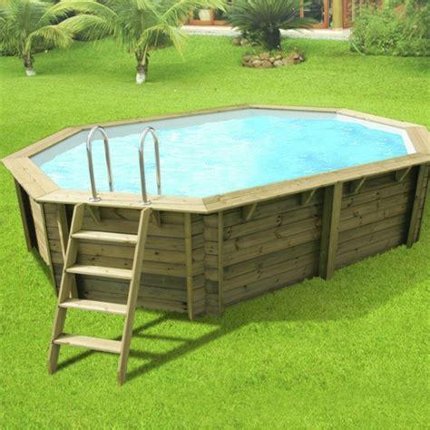 piscine en bois hors sol leroy merlin piscine hors sol bois athena diam 6 1 l 6 1 x l 4 x h 1 2 m leroy merlin
