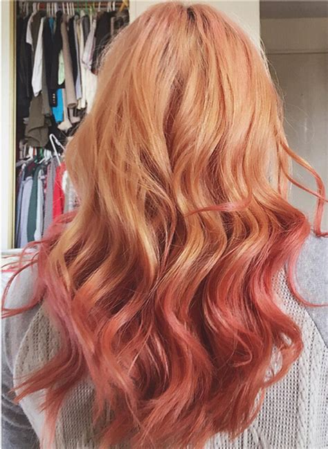 Colour Hairstyles by 26 Stunning New Hair Colour Ideas Popular Haircuts