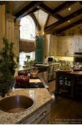 French Kitchen Design by French Country Kitchen With Antique Island Cabinets Decor