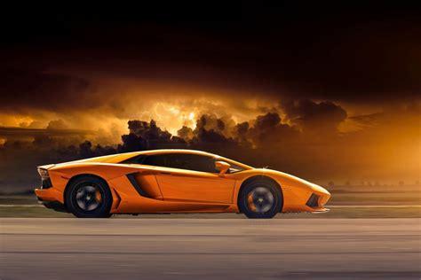 Lamborghini Aventador High Resolution Pictures
