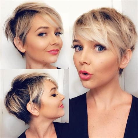summer hairstyle ideas  short hair  women short