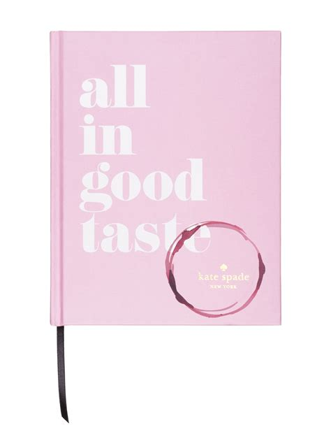 kate spade coffee table book ultimate guide to books 13 all in good taste kate