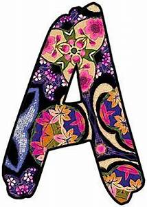 17 best images about clip art alfabet on pinterest With individual letter pictures art