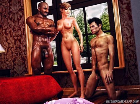 Cuckold Husband Initiation Interracialsex3d Porn Comics