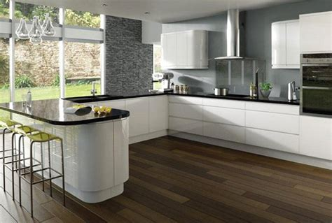 white gloss kitchen cabinets 17 white and simple high gloss kitchen designs home