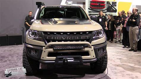 2018 chevrolet concept trucks sema youtube