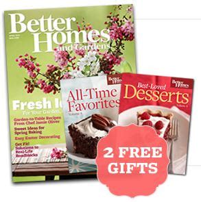 better homes and gardens only 5 99 for 1 year