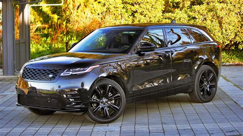 Review Land Rover Range Rover Velar by 2018 Land Rover Range Rover Velar Test Drive Review