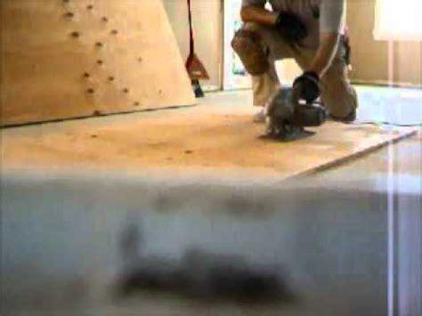 plywood subfloor leveling  hardwood  laminate