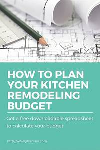 Learn how to plan your kitchen remodeling budget and ...