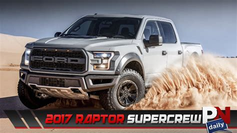 Ford F 450 Raptor by The All New 450 Hp 2017 Ford F 150 Raptor Supercrew